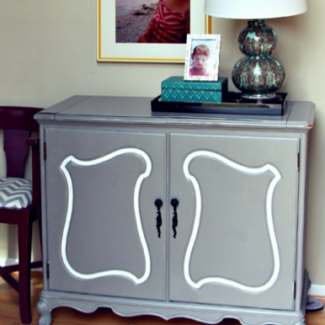 Entryway Makeover: DIY Before & After