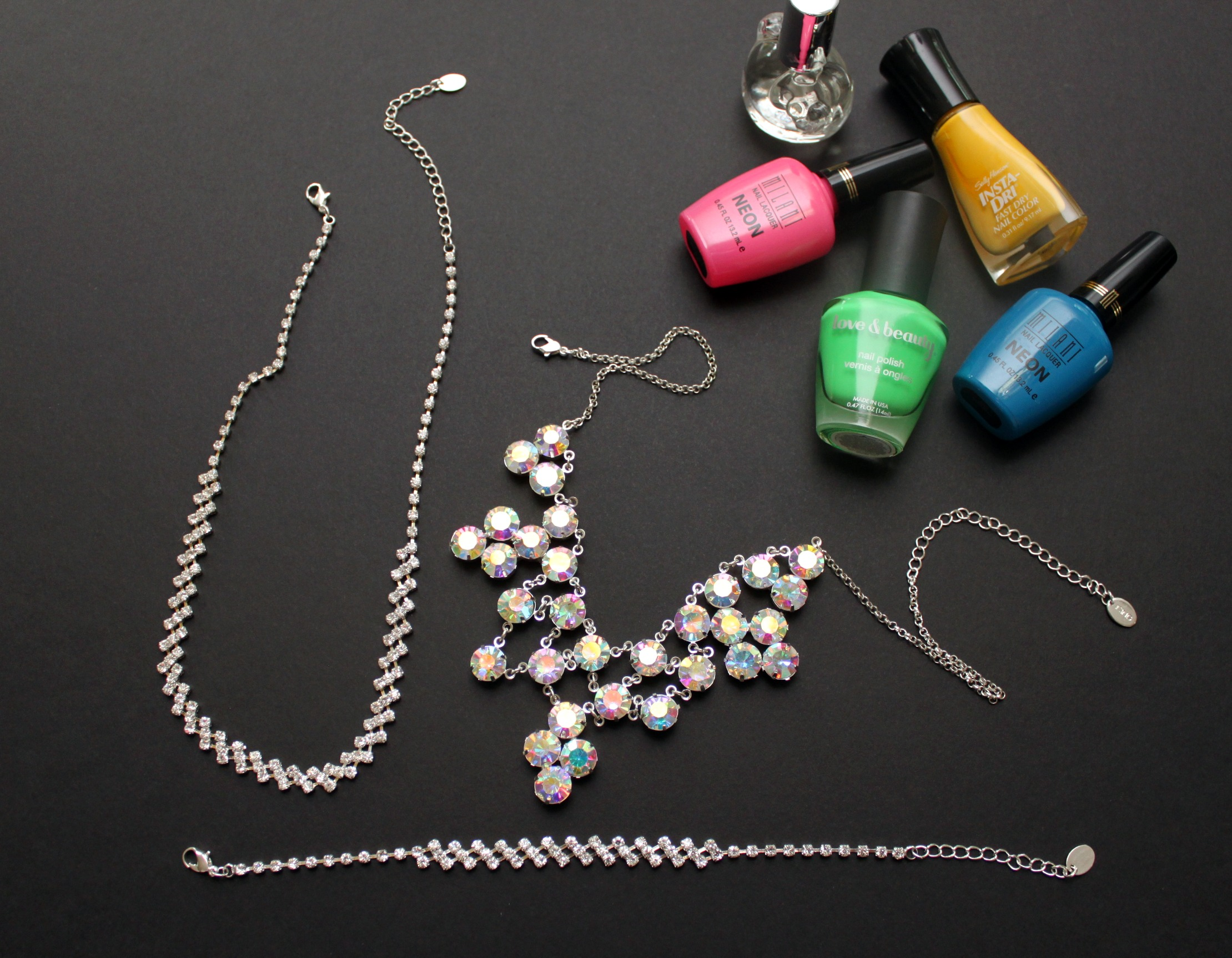 s necklaces talk let gorjana lets diy necklace