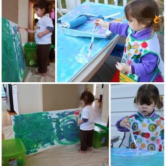 Making Children's Modern Art