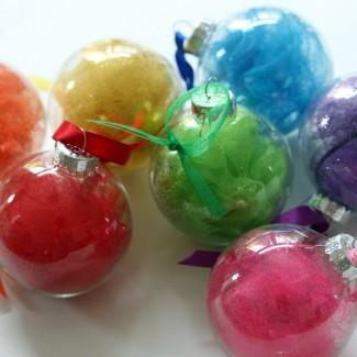 DIY: Stuffed Ornaments