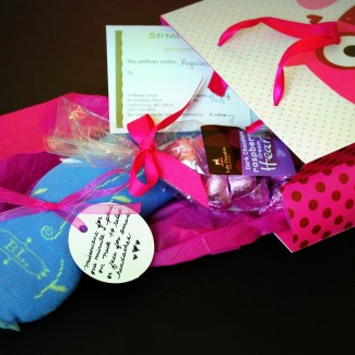 Single Ladies Valentine's Gift Basket