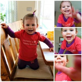 sophie badger:: mommy's little honey badger