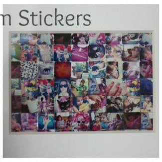 Instagram Sticker Projects