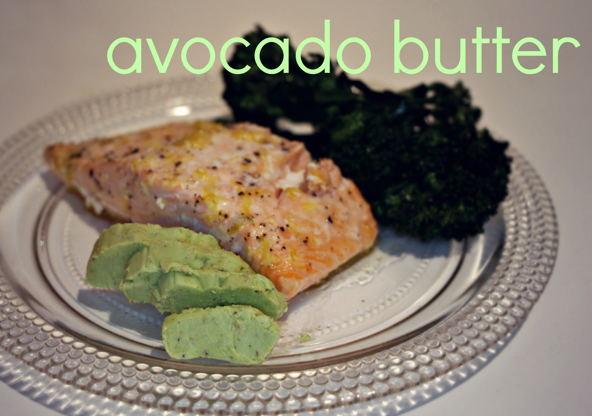 Avocado Butter Recipe by Little Pink Monster