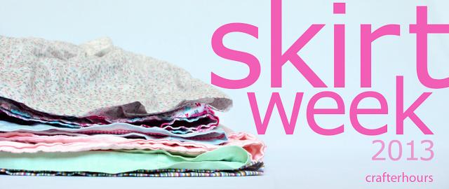 Crafterhours Skirt Week 2013