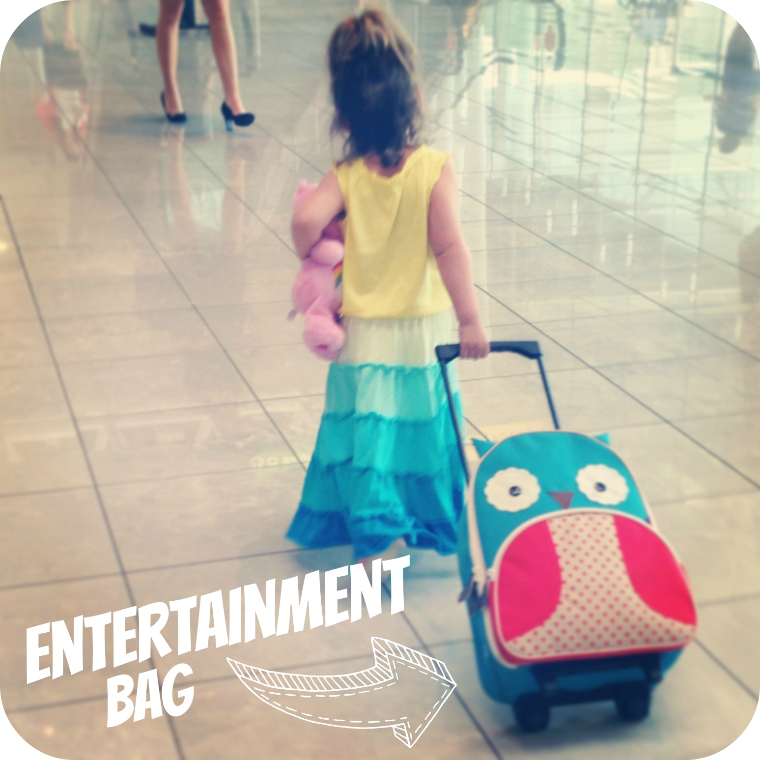 entertainment bag