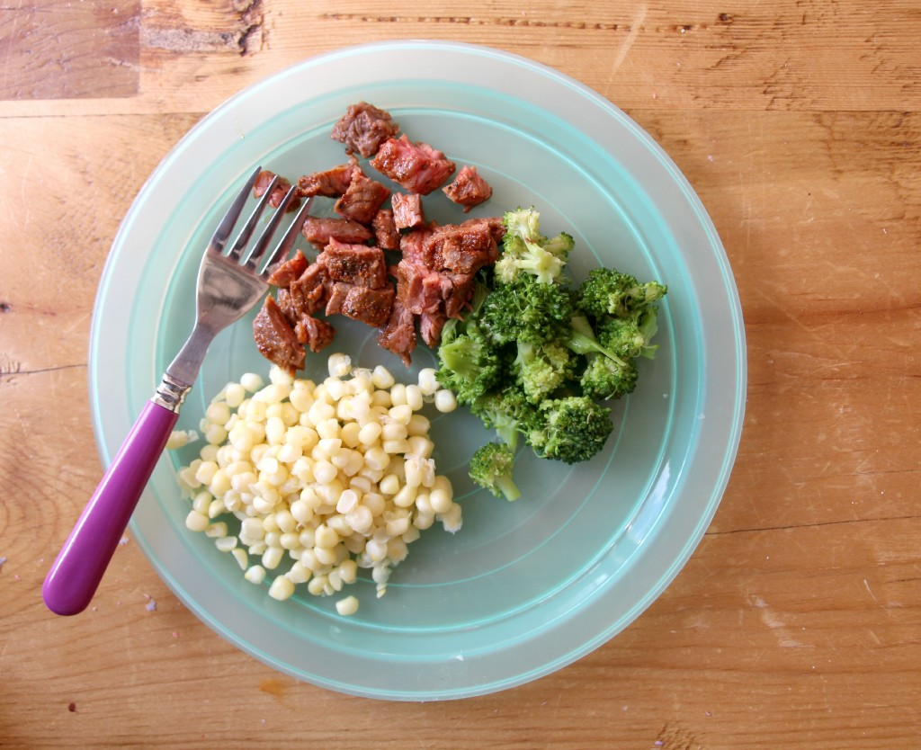 Cheater's Steak House Salad