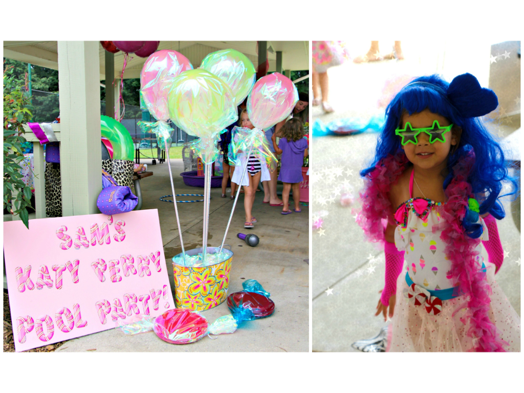 Katy Perry Candyland Party by Little PInk Monster