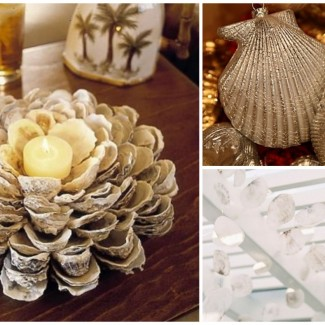 Sea Shell Crafts that don't make you an old lady