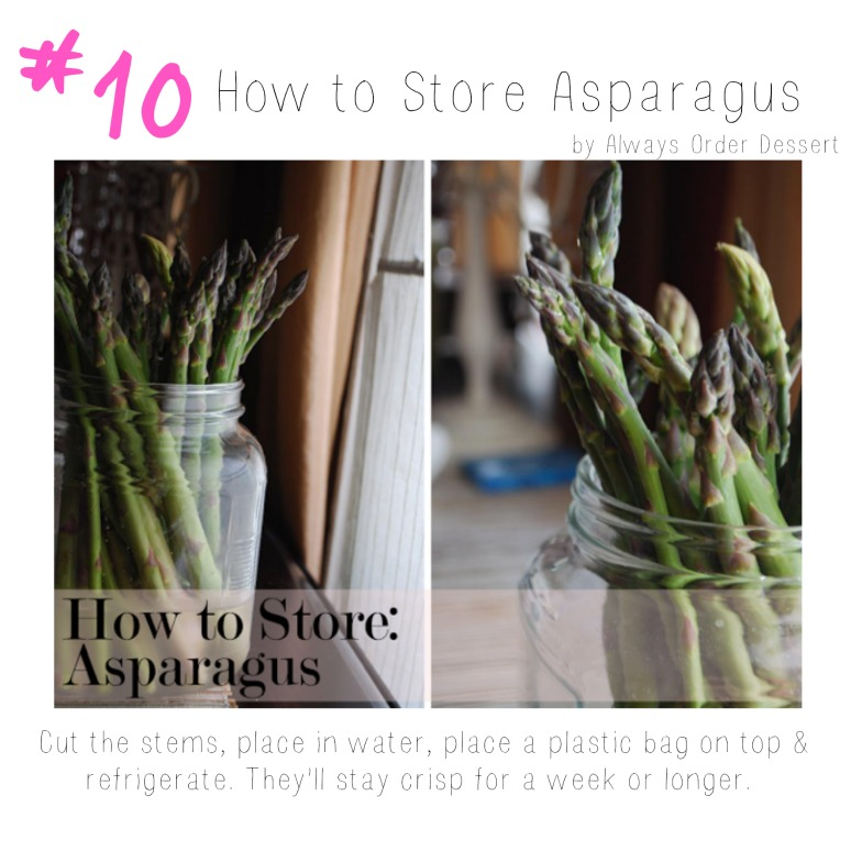 10 tips for making your groceries last longer:: by little pink monster