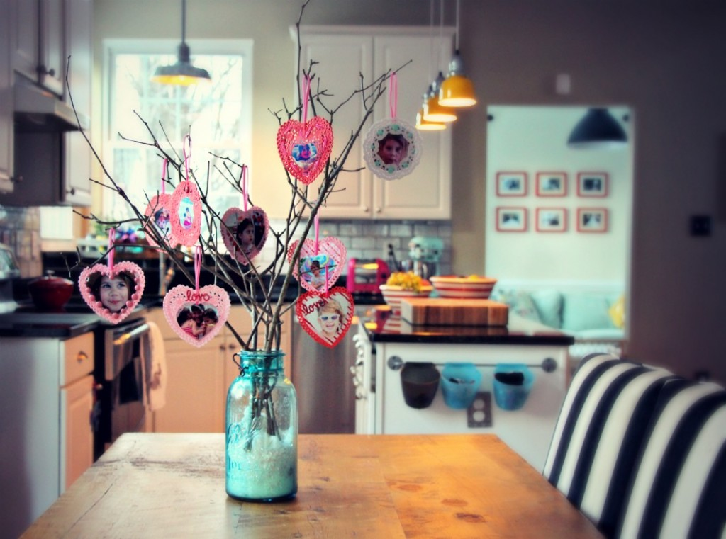 Valentines Day Tree :: by Little Pink Monster