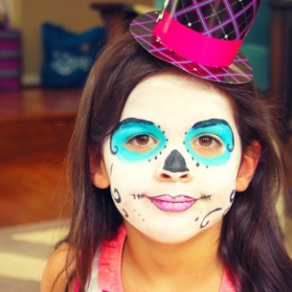 A MONSTER BASH! Sam's Monster High Birthday Party (including water proof face paint!)