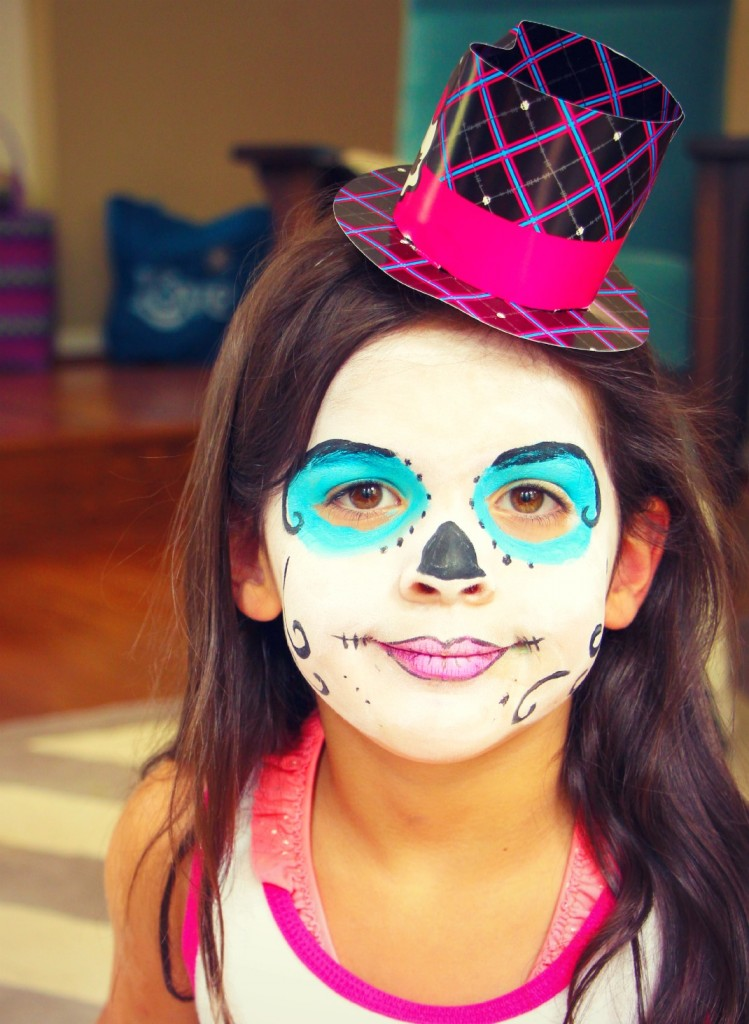 monster high birthday party bash! (monster high water proof face paint)